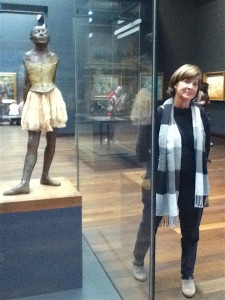 Degas's Tiny Dancer was just at NOMA last year.