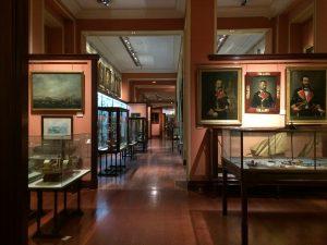madrid-naval-museum-interior