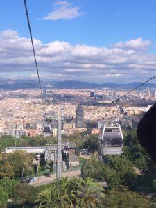 castel-monjuic-tram-ride