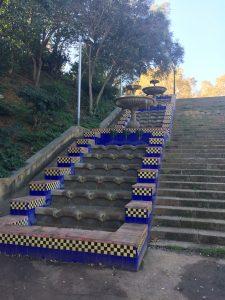 montjuic-steps