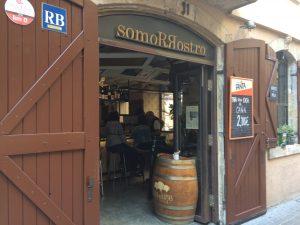 somorrostro-entrance