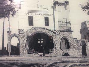 tibidabo-funicular-station