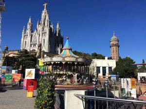 tibidabo-park-and-church